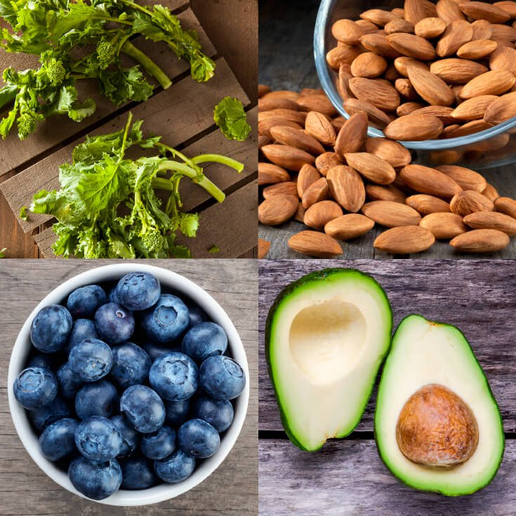 Top 6 Superfoods During Pregnancy