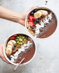 Chocolate-Acai Bowl
