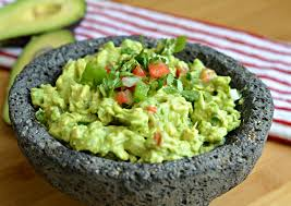 POWER MATCHA GUACAMOLE DIP