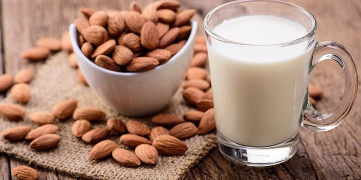 How to Make Your Own Almond Milk & Some Thoughts on Dairy