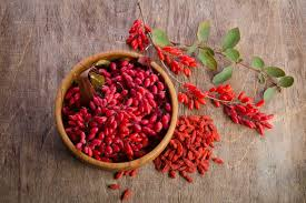 Chef's Notes: Goji Berries by Julie Morris