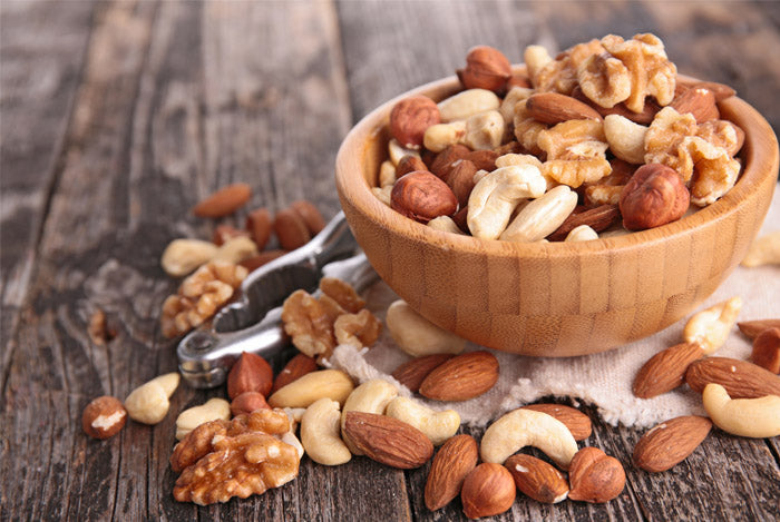 Nuts – are they really more effective at promoting healthy bones than milk?