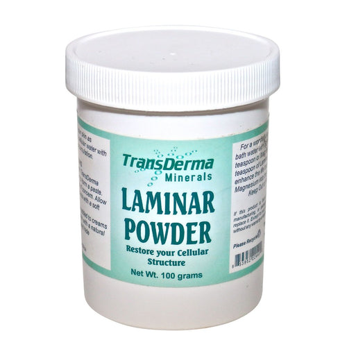 Laminar Brightening Beauty Powder by TransDerma Minerals