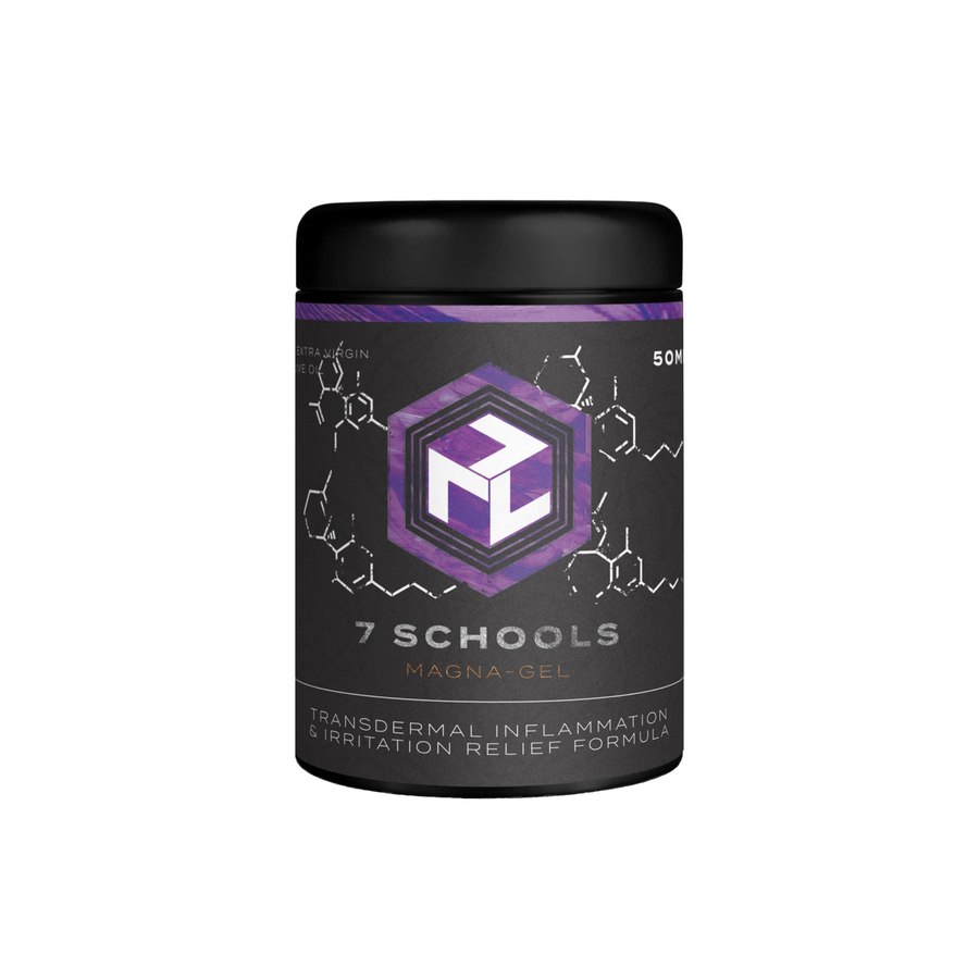 7 Schools: Magna-Gel (Inflammation and Irritation Relief)
