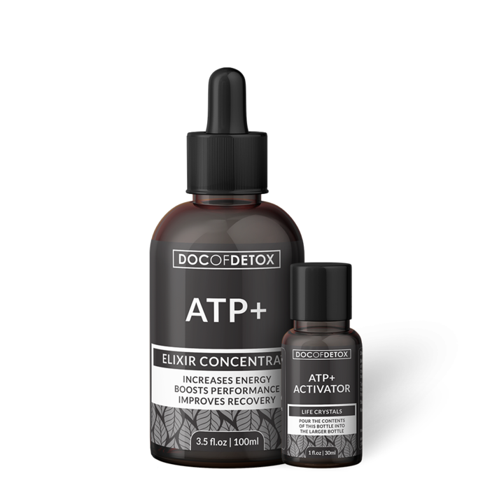 ATP+ (increases energy, boosts performance, improves recovery) by Doc of Detox