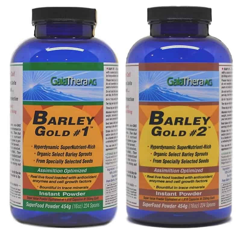 Barley Gold 3 Pack by GaiaThera