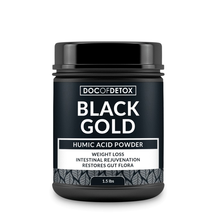Black Gold Humic Acid<br>Doc of Detox