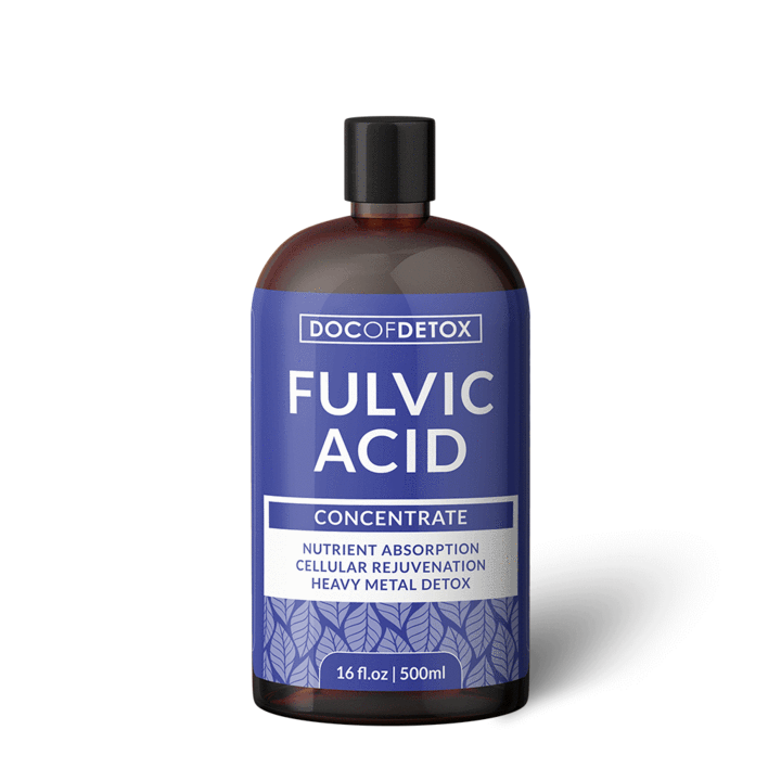 Fulvic Acid<br>Doc of Detox