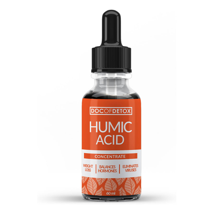 Humic Acid (weight loss, balances hormones, eliminates viruses) by Doc of Detox