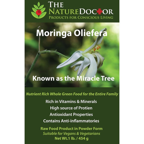 Moringa Oleifera Adaptogen Blend by Elemental Wizdom