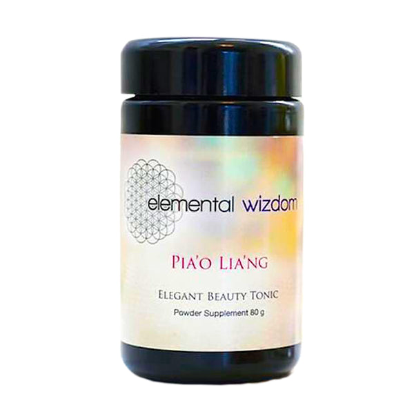 Piào Liàng Youthful Glow Beauty Adaptogen Tonic by Elemental Wizdom