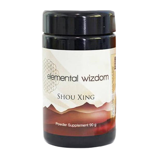 Shou Xing Restorative Youth Enhancing Adaptogen Tonic by Elemental Wizdom
