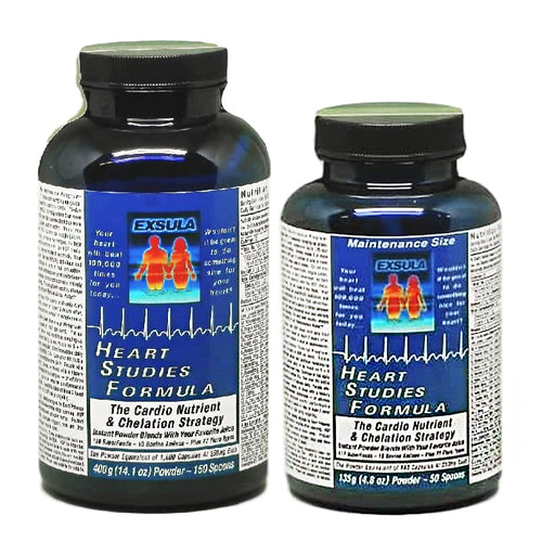 Heart Studies Cardiovascular Boost Formula by Exsula Superfoods