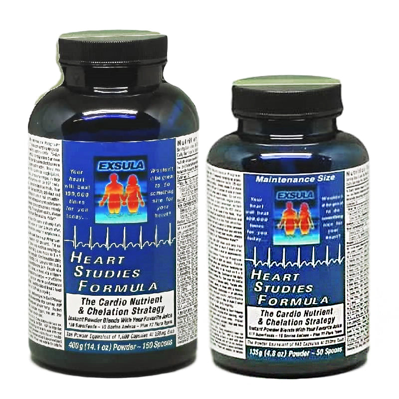 Heart Studies Cardiovascular Boost Formula<br>Exsula Superfoods
