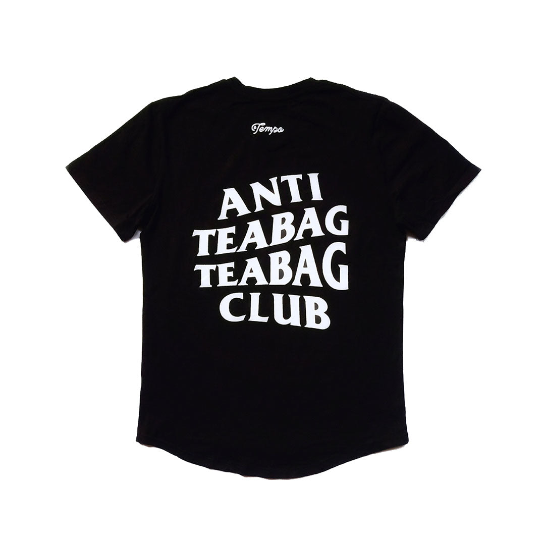 Anti-Teabag Teabag Club T-Shirt - Tempo Tea Bar