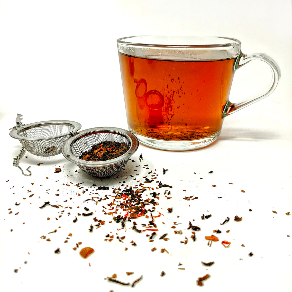 Tea Strainer Infuser Ball - Tempo Tea Bar