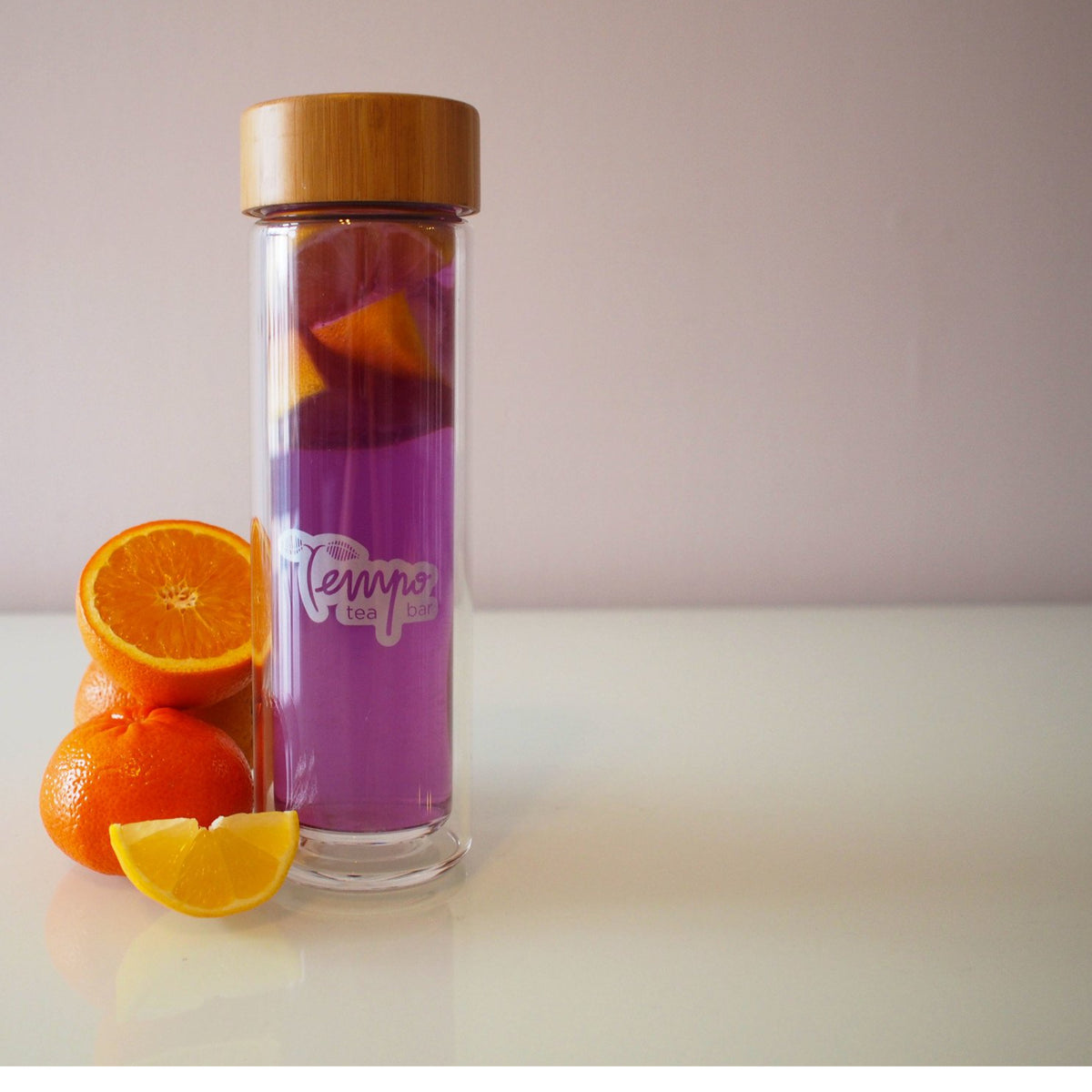 Tempo Double Walled Infuser Flask - Tempo Tea Bar