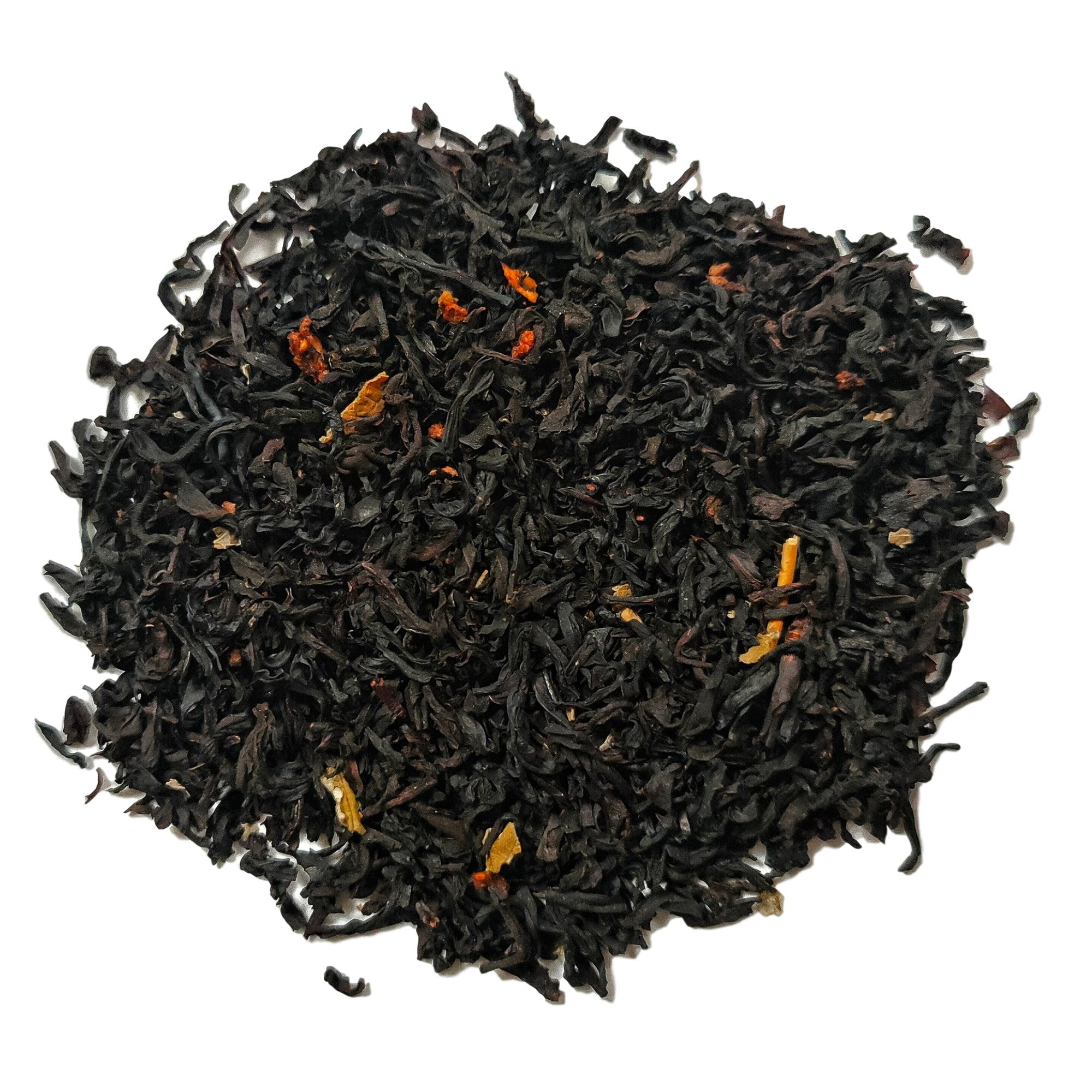 Strawberry Black | Tempo Loose Leaf Tea - Tempo Tea Bar