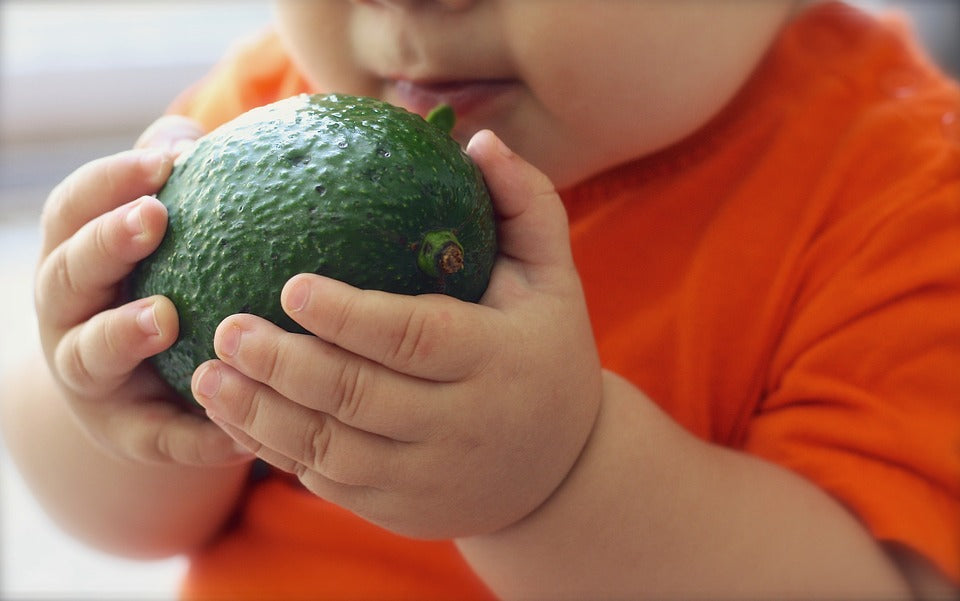 Top Superfoods for Your Baby!