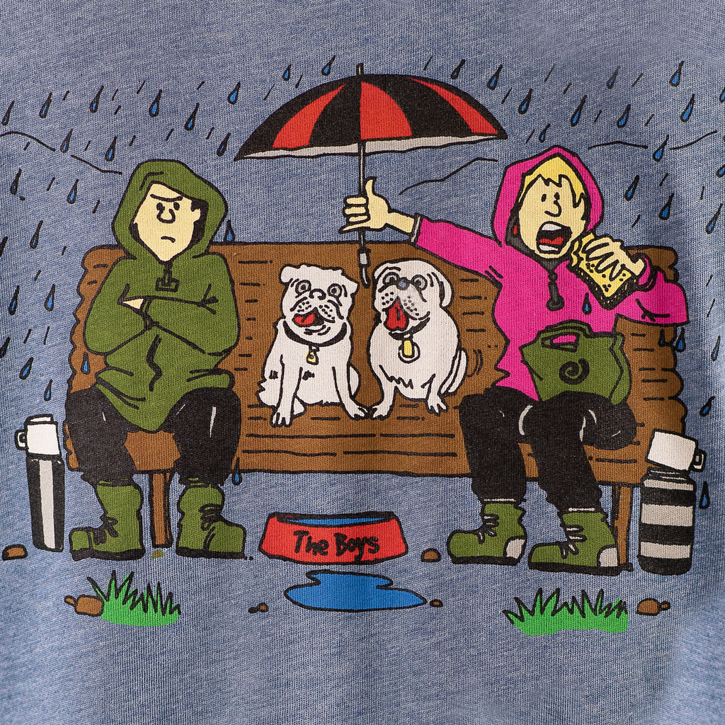 Boys on the Bench - Its A Dogs Life | Clothing & Gifts