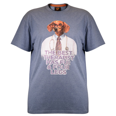 Best Therapist | Front Print - Its A Dogs Life | Clothing & Gifts