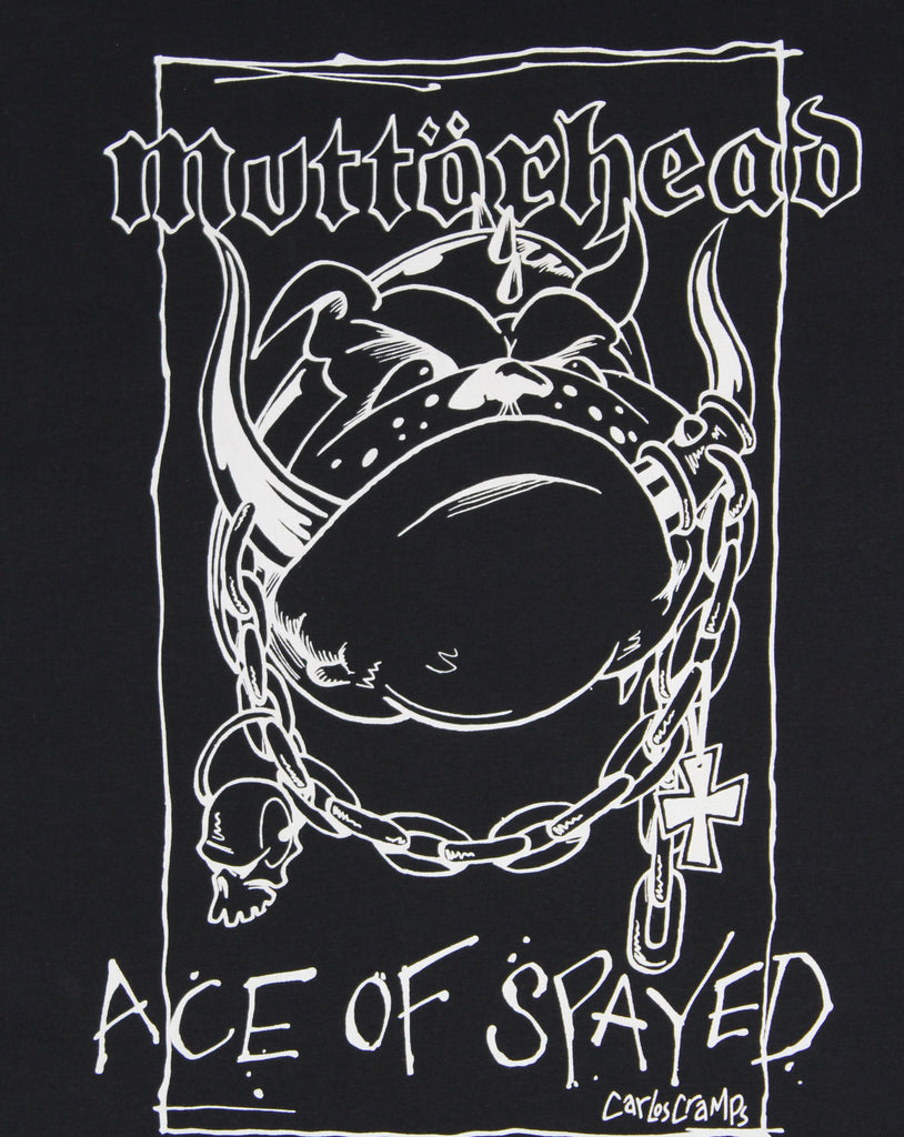 Mutterhead - Ace of Spayed