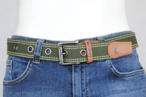 Belts Green Large/XL