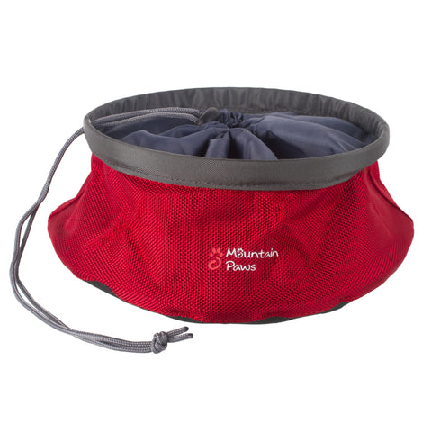 Collapsible Dog Food Bowl - Large - Its A Dogs Life | Clothing & Gifts