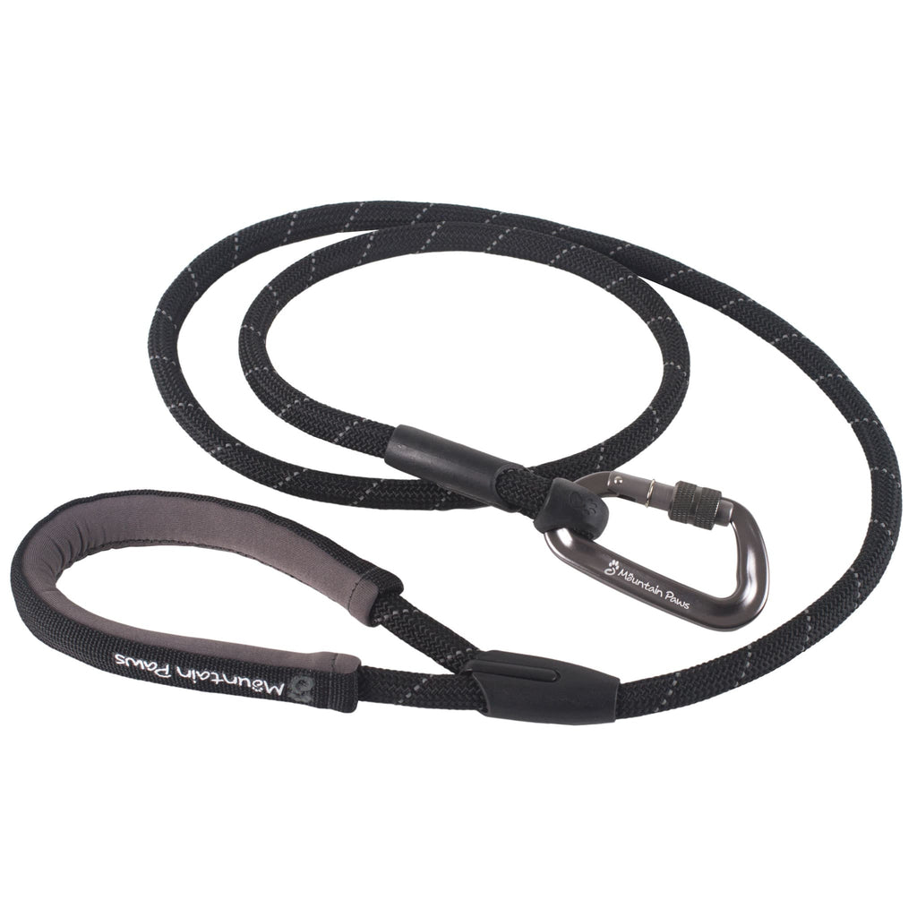 Rope Dog Lead - Black - Its A Dogs Life | Clothing & Gifts
