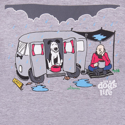 Camper Van - Its A Dogs Life | Clothing & Gifts