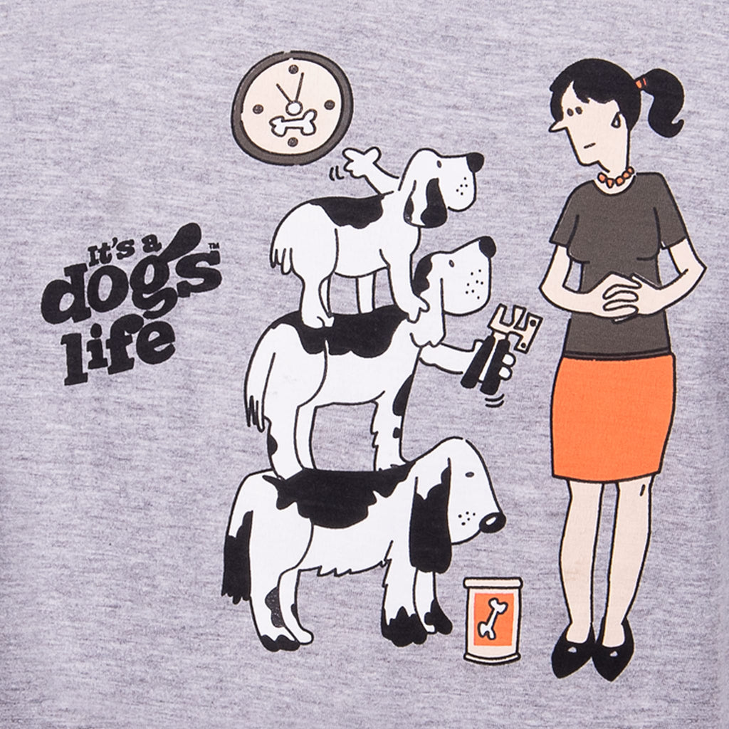 Feeding Time - Its A Dogs Life | Clothing & Gifts
