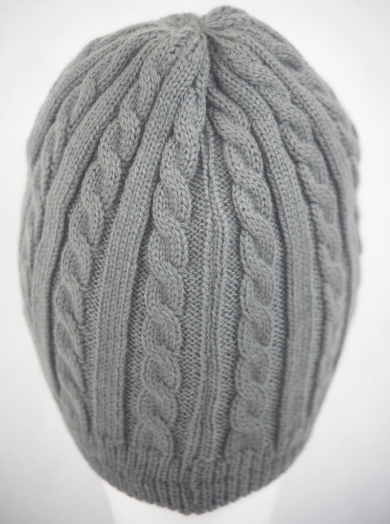 Mariner Cable Knit  Beanie