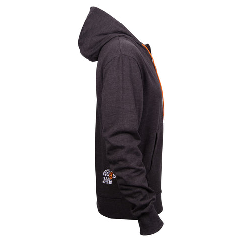 It's A Dog's Life Full Zip Hoody - Its A Dogs Life | Clothing & Gifts
