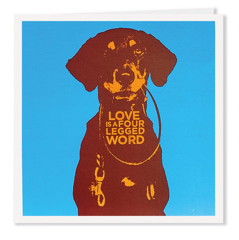 4 Legged Word - Its A Dogs Life | Clothing & Gifts