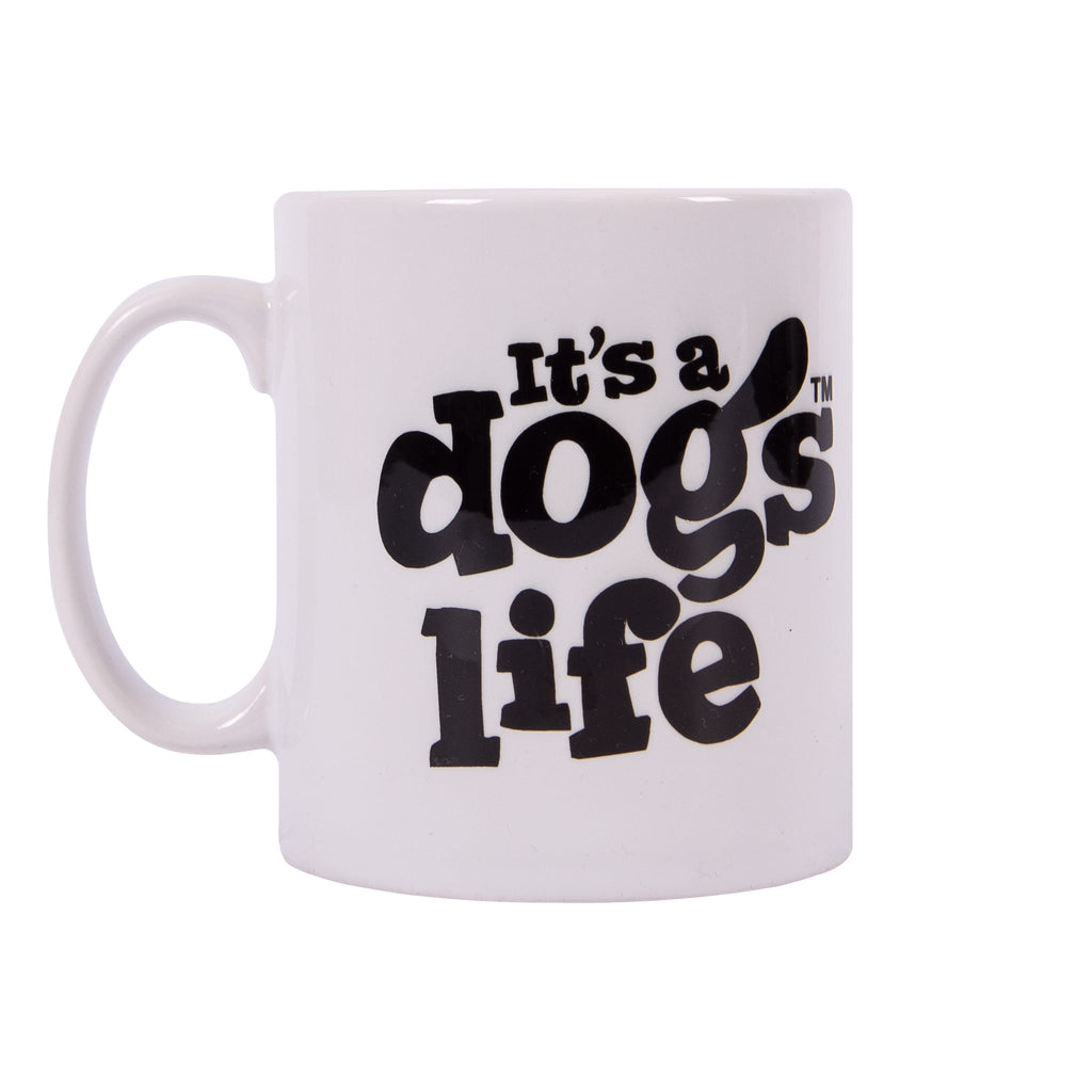 Dog In Bed - Its A Dogs Life | Clothing & Gifts