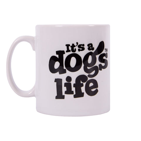 Love is 4 Legged Word | Mug - Its A Dogs Life | Clothing & Gifts