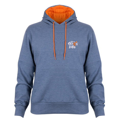 It's A Dog's Life Over Head Hoodie - Its A Dogs Life | Clothing & Gifts