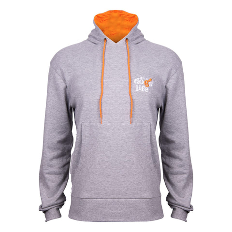 It's A Dog's Life Over Head Hoody - Its A Dogs Life | Clothing & Gifts