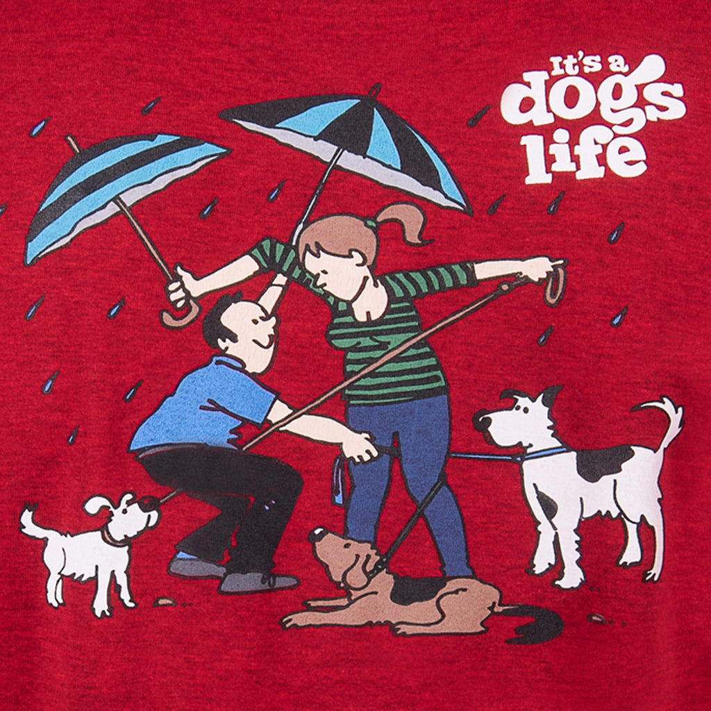 Rainy Walk - Its A Dogs Life | Clothing & Gifts