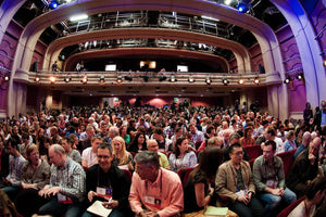Why people don't get smarter at Conferences