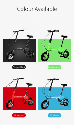 Most compact folding bike ever