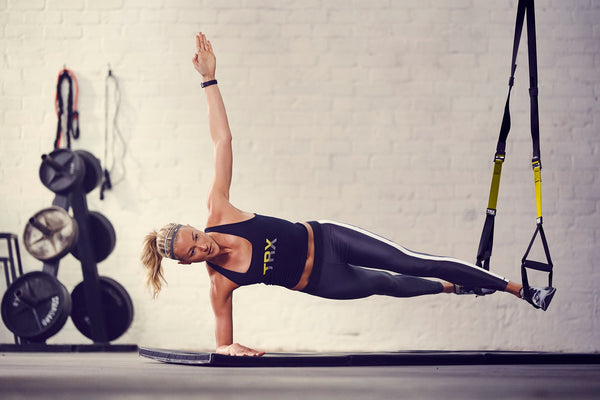 What is TRX Suspension Training ?