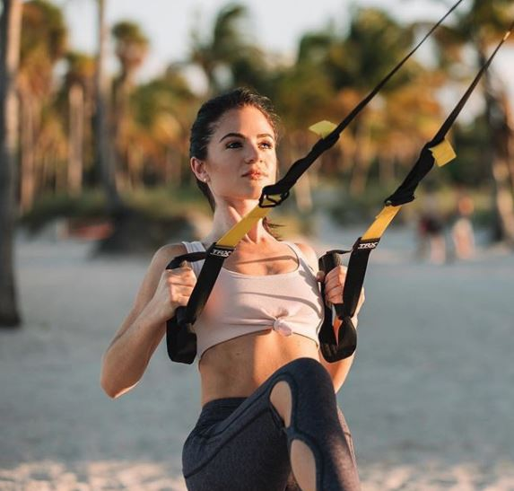 Workout 1: TRX Total Body
