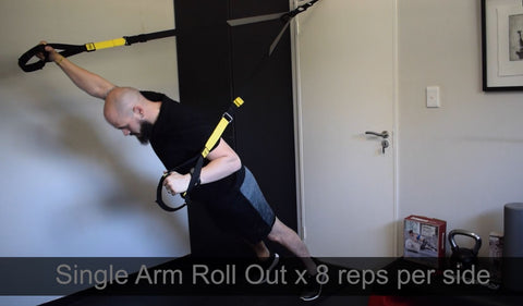 Single Arm roll out