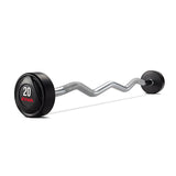 Ziva Select EZ Curl Barbell