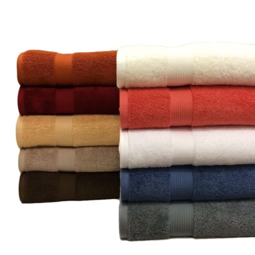 BATH SHEET 3PC LUXURY 100% COTTON BATHROOM TOWEL SET LARGE BATH SHEETS TOWELS