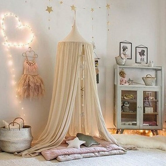 Dream Cotton Dome Bed Canopy