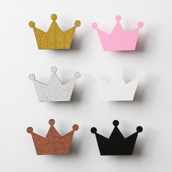 Wooden Wall Hook (Crown)