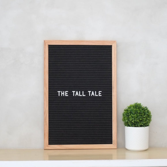 THE TALL TALE – Black Oak
