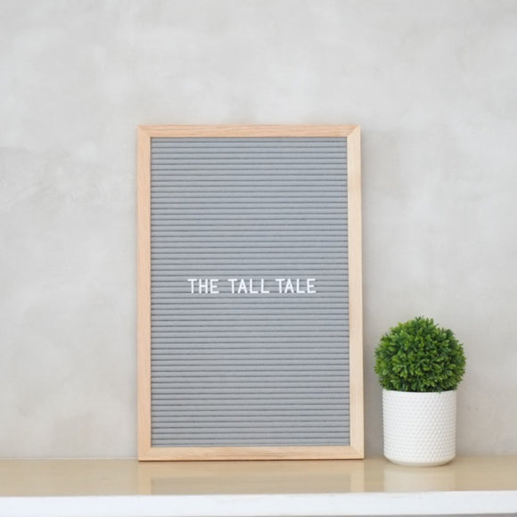 THE TALL TALE – Gray Oak